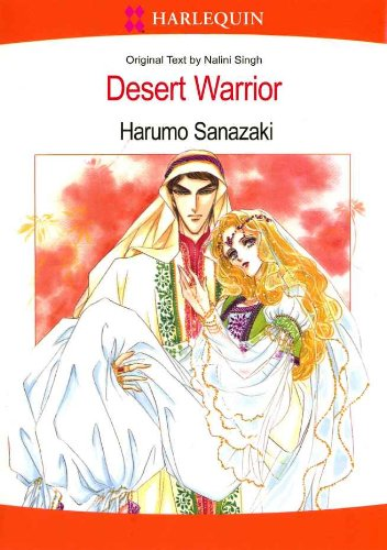 Desert Warrior (Harlequin Comics)