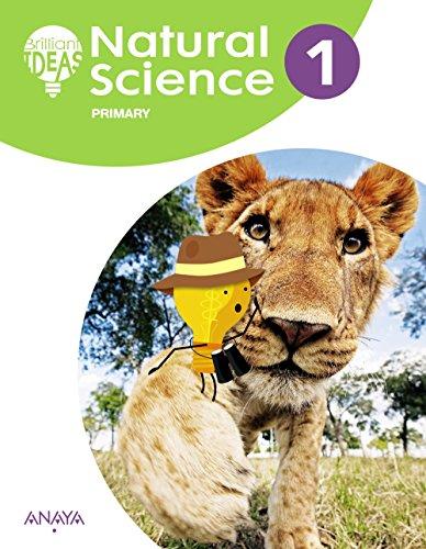 Natural Science 1. Pupil's Book (BRILLIANT IDEAS)