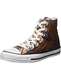 Converse Unisex-Erwachsene Ctas Hi Dusk Pink/White/Black Hohe Sneaker