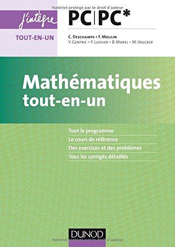 Mathématiques tout-en-un PC/PC*