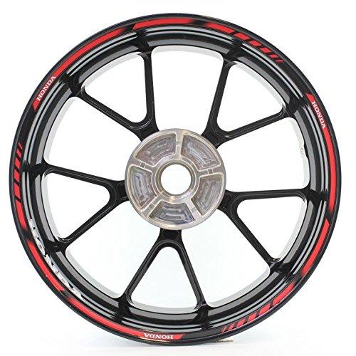 Bandas adhesivas SpecialGP Moto Honda Rojo
