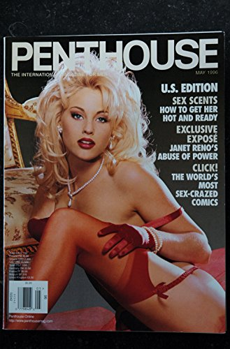 PENTHOUSE US 1996/05 Mason by Stephen Hicks Nikki & Andrew by earl Miller Lexus locklear Annoesika & Diana Jack Harrison