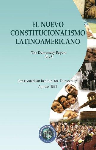 El nuevo constitucionalismo latinoamericano por Guillermo Lousteau