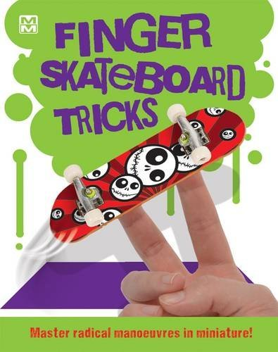 Finger Skateboard Tricks (Mini Maestro) by Oakley Graham (1-Aug-2013) Paperback
