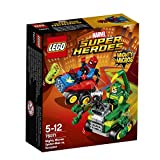 #9: Lego Mighty Micros Spider Man Vs Scorpion, Multi Color