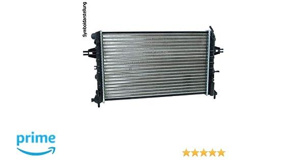 KühlerWasserkühler Motorkühler Autokühler NEU VALEO 734332