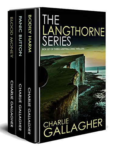 THE LANGTHORNE SERIES box set of three gripping crime thrillers (English Edition)