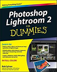 Photoshop Lightroom 2 For Dummies by Rob Sylvan (5-Sep-2008) Paperback