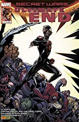 Secret Wars, Tome : Ultimate end 4