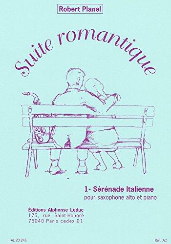 SUITE ROMANTIQUE N01:SERENADE ITALIENNE ...