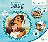 Spirit: wild und frei - Starter-Box (1-3) - Das Original-Hörspiel zur TV-Serie -