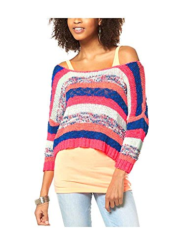 ONLY - Pull - Opaque - Femme Multicolore Multicolore Multicolore - Multicolore
