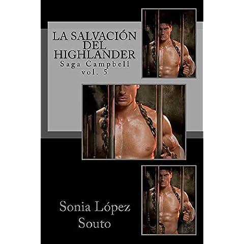 La salvación del highlander (Saga Campbell nº 5)