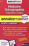 Histoire-Géographie Education civique 3e