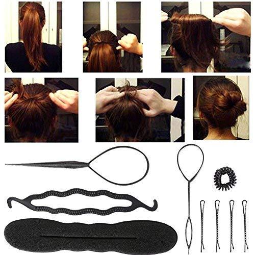 Zoom IMG-3 capelli chignon design styling strumenti