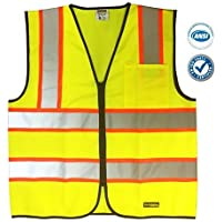 KwikSafety Class 2 High Visibility Reflective Contrasting