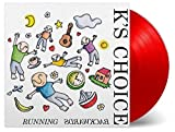 running backwards - red vinyl (record store day 2019 exclusive, limited)