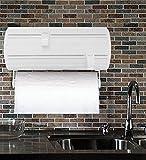 3-in-1 Multi Roll Dispenser for Paper Ti...