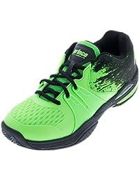 sports shoes 72947 91276 Prince Herren Warrior Lite Athletic Tennis Schuhe · Prince , Herren  Tennisschuhe Schwarz schwarz grün