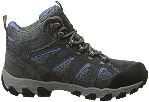 Karrimor Bodmin Mid 5 Ladies Weathertite Uk 5h, Scarpe da Arrampicata Donna Grigio (Grey)