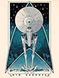 STAR TREK INTO DARKNESS – US Imported Movie Wall Poster Print - 30CM X 43CM