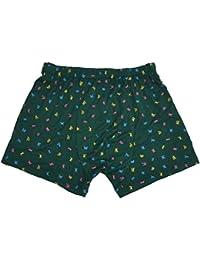 SM SunniMix Bragas de incontinencia Reutilizable Verde Pantalones algodón Ropa Interior Lavable para los Hombres,