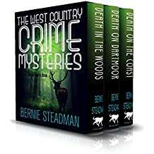 The West Country Crime Mysteries: books 1-3