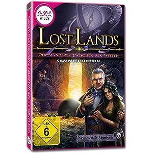 Lost Lands – Der Reisende zwischen den Welten Sammler-Edition Windows Vista/10/8/7