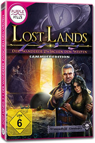 Lost Lands - Der Reisende zwischen den Welten Sammler-Edition Windows Vista/10/8/7