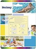 Bestway 62068 Toppa di Riparazione Strong, 10 Pezzi Inclusi by Bestway Italia S.r.l.