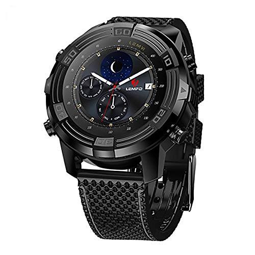 YELLOL Smart Watch tief wasserdicht Geschenk Uhr LEM6 Smart Watch GPS Positionierung Luftdruck Guide SOS Anti-Lost - Guide Zaun