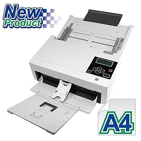 Scanner Avision ad230W A4[000–0810–02G] (Hp Laser Mobil)