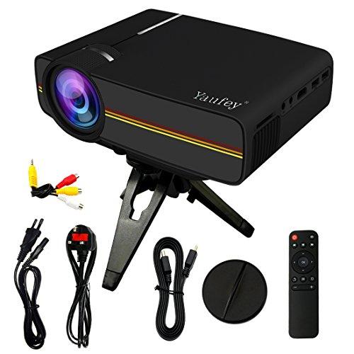 yaufeyr-1200-lumens-mini-led-projector-multimedia-home-cinema-support-pc-laptop-smartphone-xbox-port