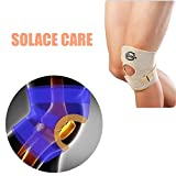 Best Pro-Tec Knee Straps - Solace Care Patella Tendon Support Strap - Helps Review