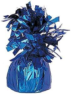 Unique Party- Peso del globo, Color azul rey (4943)