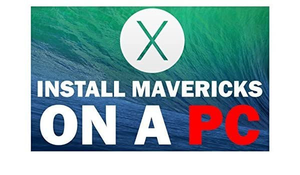 Mac OS X Mavericks 10 9 Hackintosh Bootable USB Flash Drive
