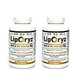 Pack de 2 géluliers de LIPORYZ 200 capsules