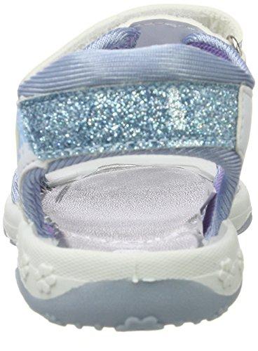 Die Eiskönigin Fz003520, Sandales Compensées fille Blau (G.Blue/WHITE/M.BLUE 319)