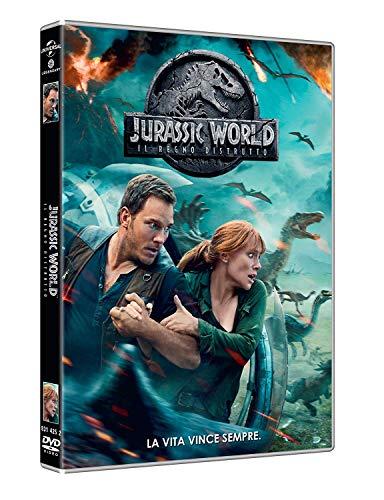 Jurassic World: Il Regno Distrutto [Italy] [DVD]