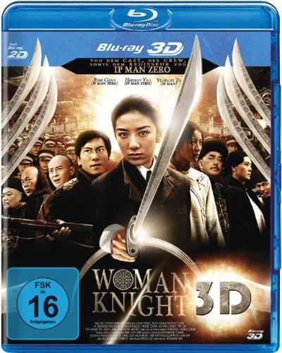 Woman Knight [3D Blu-ray] Womens Hängen