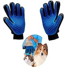 Haikingmoon Guantes para Mascotas - Guante Pelo Gato - Guante Pelo Perro - Perros/Gatos