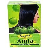 Hesh–Polvo ayurveda de Amla Bio, para el cuidado del cabello y...