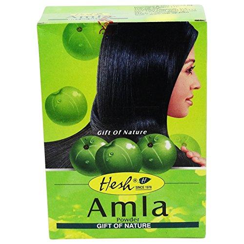 Hesh amla trattamento condizionante capelli anticrespo anticaduta idratante