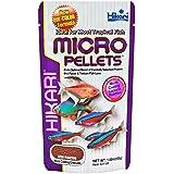 Hikari Tropical Micro Pellets Aquarium Fish Food, 45g