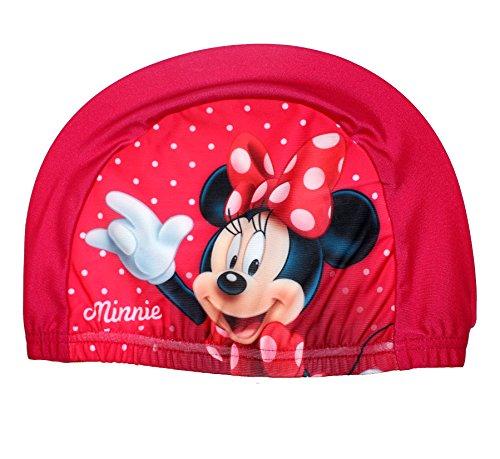 Disney Minnie Maus Badekappe für Mädchen (Magenta)