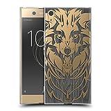 Head Case Designs Wolf Animal Wood Prints Soft Gel Case for