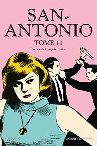 San-Antonio - Tome 11 (11) par Frédéric Dard