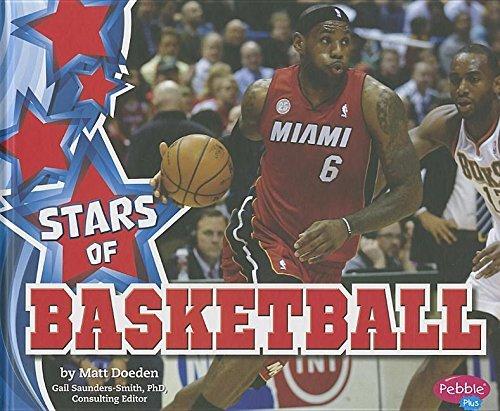Stars of Basketball (Sports Stars) by Matt Doeden (2014-01-06)
