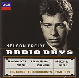 Nelson Freire: Radio Days