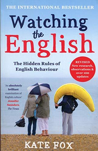 Watching The English. The International Bestseller